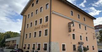 Hotel Engl - Innsbruck - Toà nhà