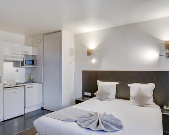 All Suites Appart Hôtel Orly Rungis - Ренжис - Bedroom