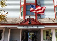 MV Surfside Hotel - Oak Bluffs - Edificio
