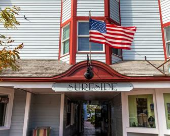 MV Surfside Hotel - Oak Bluffs - Gebouw