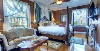 Beachfront Bed & Breakfast - St. Augustine - Κρεβατοκάμαρα