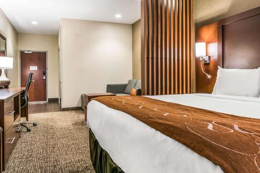Comfort Suites Florence-Cincinnati South - Florence - Phòng ngủ
