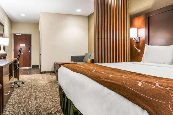 Comfort Suites Florence-Cincinnati South - Florence - Makuuhuone