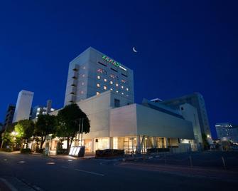 Hotel Mielparque Okayama - Okayama - Toà nhà