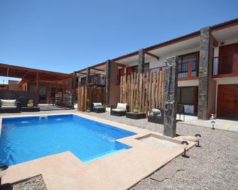 Hotel Casa Algarrobo - San Pedro de Atacama - Bazén