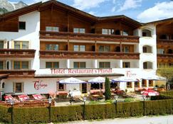 Bergidyll & Hotel Trofana - Leutasch - Gebäude