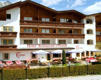 Bergidyll & Hotel Trofana - Leutasch - Κτίριο