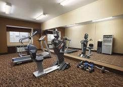 Microtel Inn & Suites Odessa - Odessa - Gym
