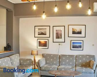 Art Luxury Designer Apartment - Dráma - Living room