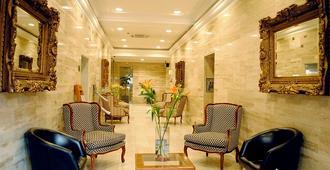 Hotel Panamericano - Santiago de Chile - Recepción