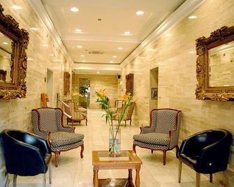 Hotel Panamericano - Santiago de Chile - Lobby