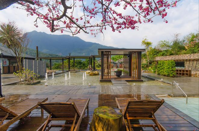 Yangmingshan Tien Lai Resort & Spa - Taipei - Building
