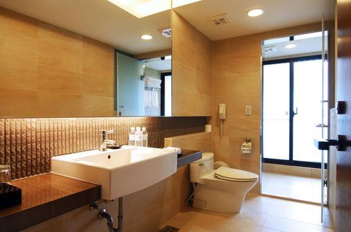Yangmingshan Tien Lai Resort & Spa - Taipei - Bathroom