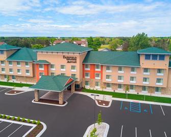 Fairfield Inn & Suites by Marriott Gaylord - Gaylord - Building