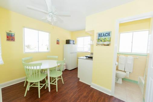 Brightwater Suites on Clearwater Beach - Clearwater Beach - Τραπεζαρία