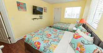 Brightwater Suites on Clearwater Beach - Bãi biển Clearwater - Phòng ngủ