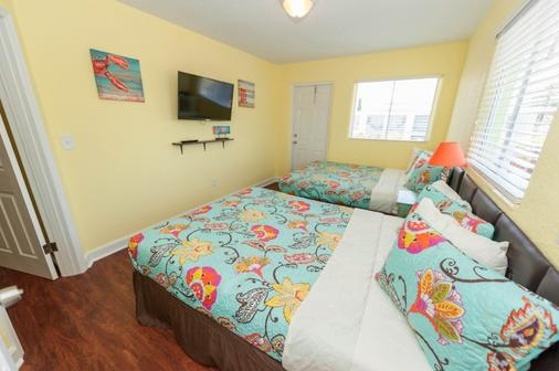 Brightwater Suites on Clearwater Beach - Clearwater Beach - Κρεβατοκάμαρα