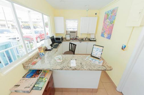 Brightwater Suites on Clearwater Beach - Clearwater Beach - Κουζίνα