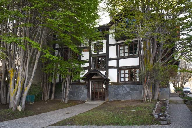 Posada del Fin del Mundo - Ushuaia - Toà nhà
