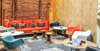 ibis Jena City - Jena - Sala de estar
