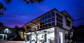 Mingyuan Hotspring - Thành phố Đài Nam - Toà nhà