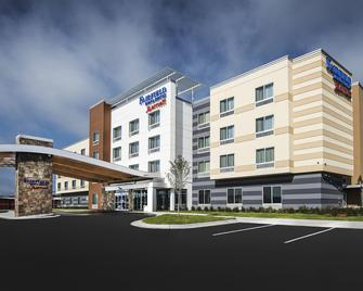 Fairfield Inn & Suites Little Rock Benton - Benton - Building