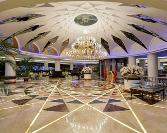 Crystal Sunset Luxury Resort & Spa - Side (Antalya) - Lobby