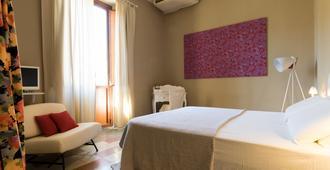 Guest House - Blulassù Rooms - Cagliari - Bedroom