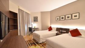 Oakwood Hotel & Residence Kuala Lumpur - Kuala Lumpur - Bedroom