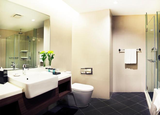 Oakwood Hotel & Residence Kuala Lumpur - Kuala Lumpur - Bathroom