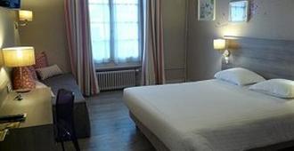 Citotel Marguerite - Orléans - Camera da letto