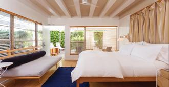 ذا ستاندارد سبا ميامي بيتش - ميامي بيتش - غرفة نوم