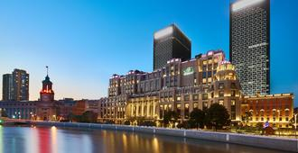 Bellagio By Mgm Shanghai - Sjanghai - Gebouw