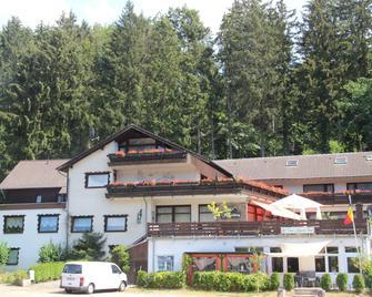 Hotel Finkenberg - Blankenheim - Gebäude