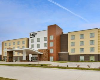 Fairfield Inn and Suites by Marriott Coralville - Coralville - Building