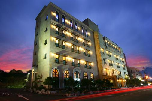 Incheon Airport Hotel Oceanside - Incheon - Rakennus
