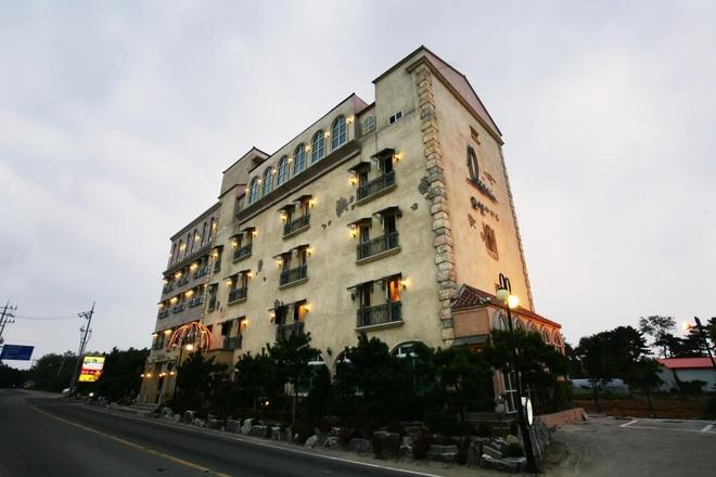 Incheon Airport Oceanside Hotel - Incheon - Gebouw