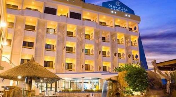 Olas Altas Inn Hotel & Spa - Mazatlán - Building