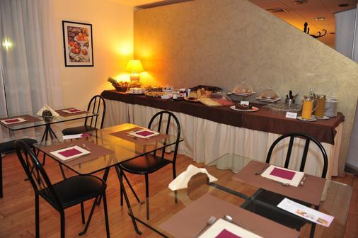 澤尼特薩倫托酒店 - 拉察 - 萊切 - 自助餐