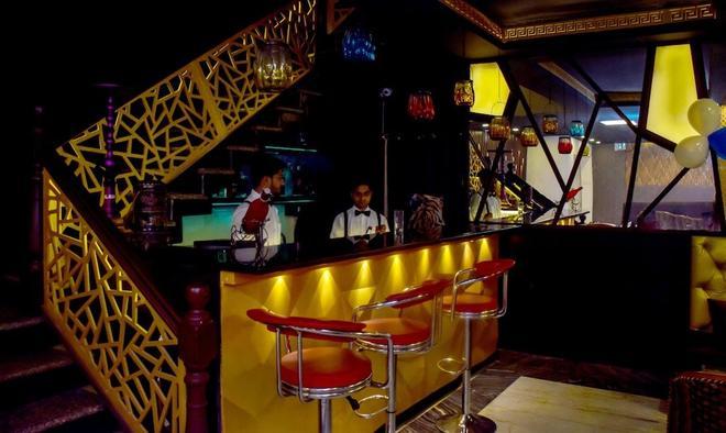 馬格納特飯店 - 勒克瑙 - 酒吧