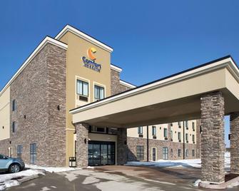 Comfort Inn & Suites Cedar Rapids Cid Eastern Iowa Airport - Cedar Rapids - Gebäude