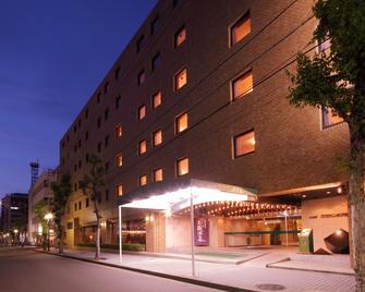 Nagoya Crown Hotel - Nagoya - Building