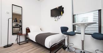 Ginosi 747 Apartel - שיקאגו - חדר שינה