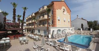 Fidan Hotel & Apartment - Μαρμαρίδα