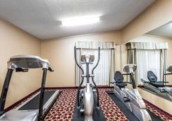 Comfort Inn - Wheelersburg - Gym