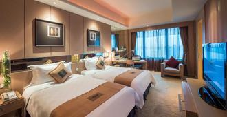 Pan Pacific Xiamen - Xiamen - Bedroom