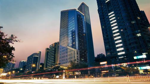 廈門泛太平洋酒店 - 廈門 - 建築