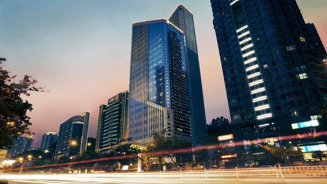 Pan Pacific Xiamen - Xiamen - Building