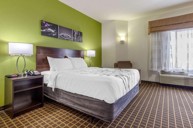 Sleep Inn Orangeburg - Orangeburg - Makuuhuone