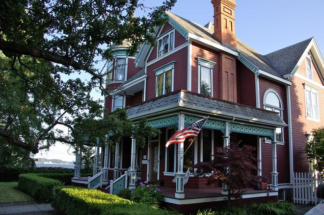 Old Consulate Inn - Port Townsend - Building